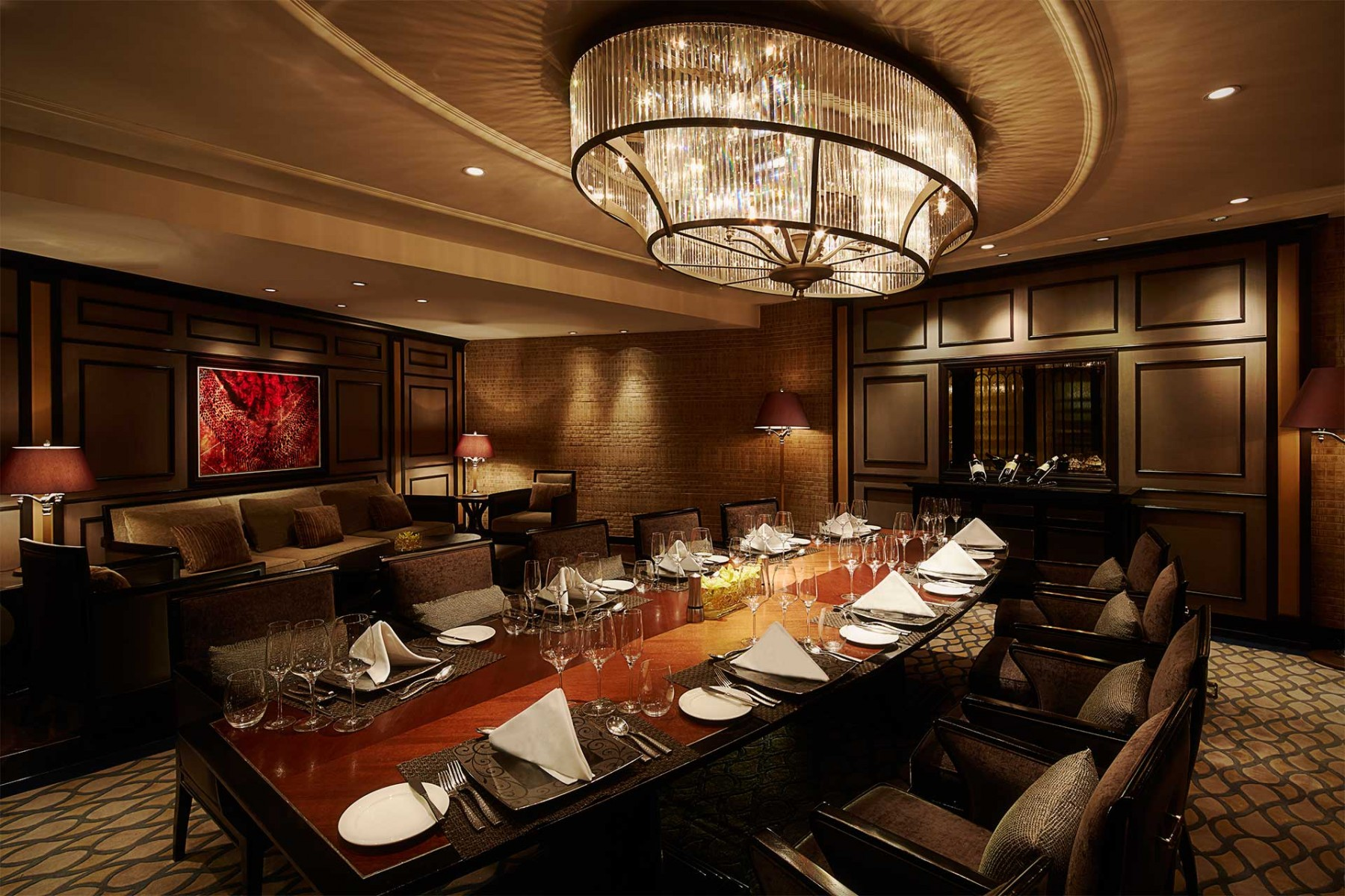 Restaurant With Private Rooms In Manila